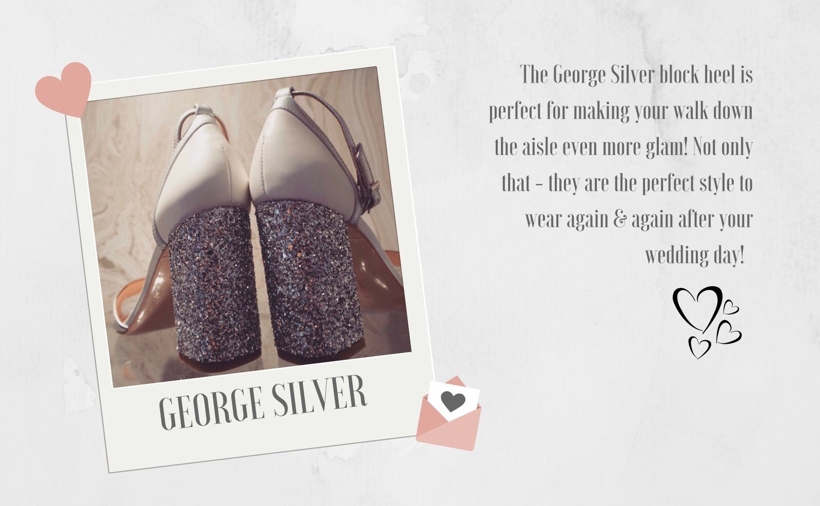 glittery wedding shoes-charlotte mills-bridal shoes-glittery shoes