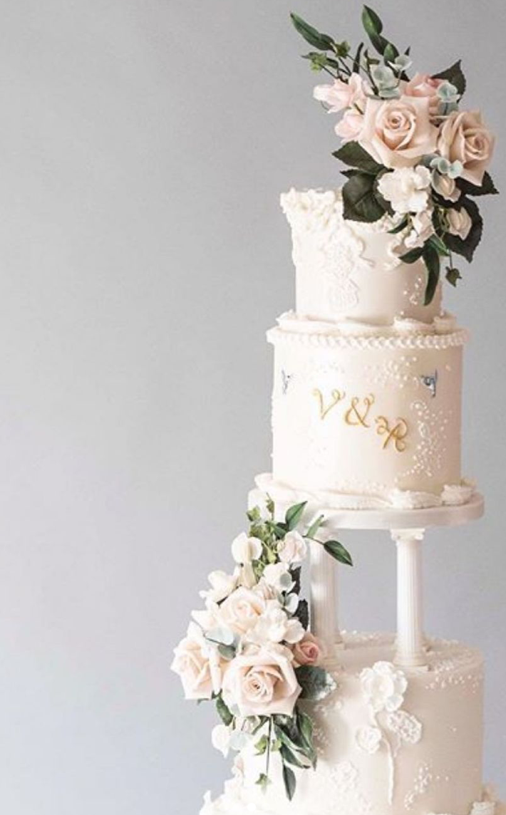 the frostery cakes for weddings