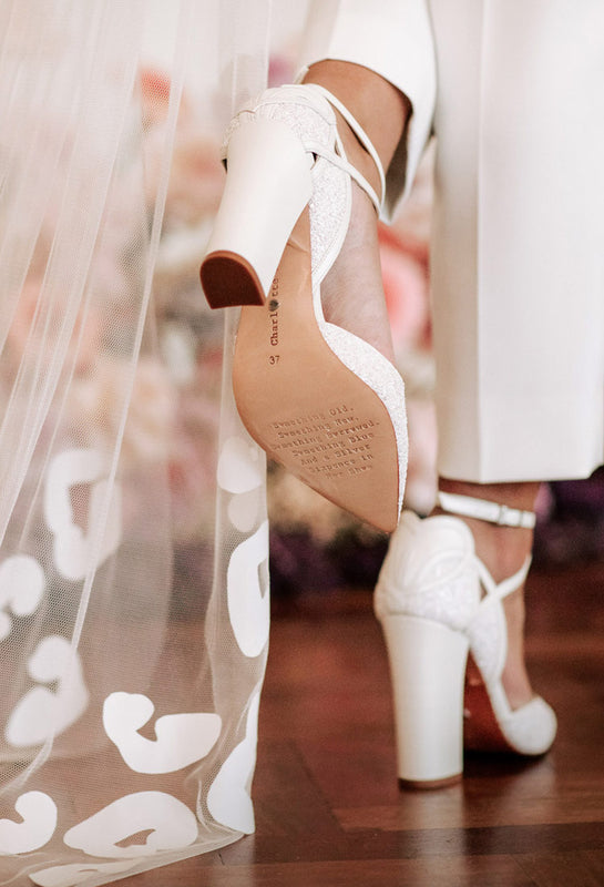 Wedding Shoes Bridal Shoes Heels Flats Sandals Charlotte Mills