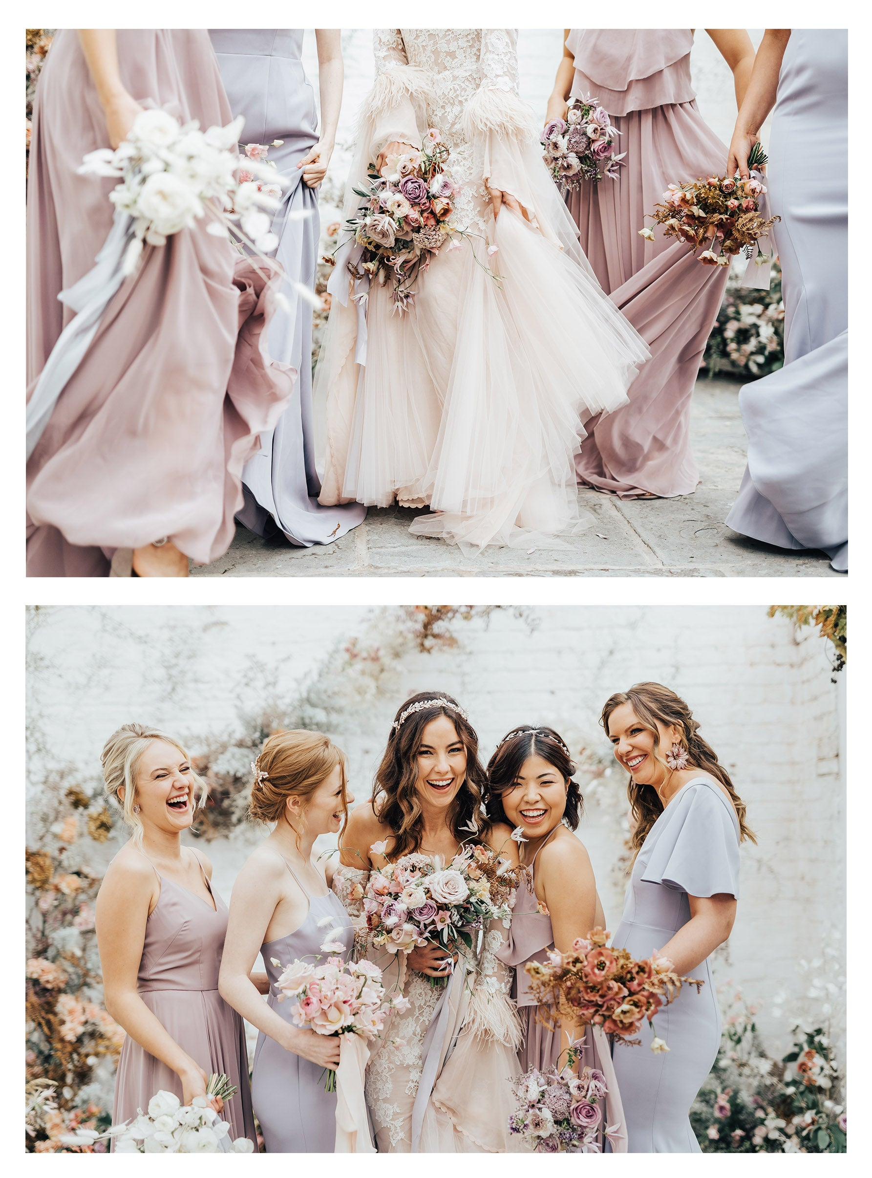 the wedding chicks bridesmaid dresses