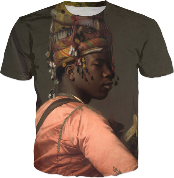 The Turkish Moor Mens T-shirt