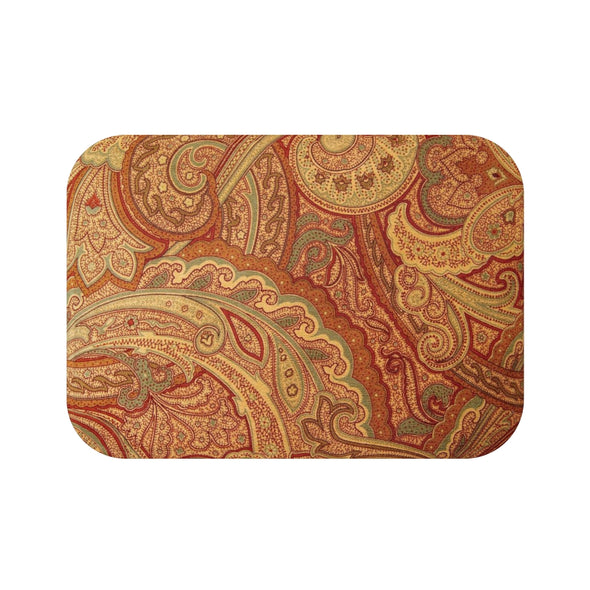 Royal Paisley Bath Mat
