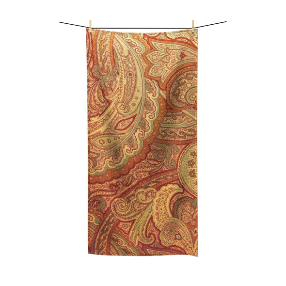 Royal Paisley Polycotton Towel