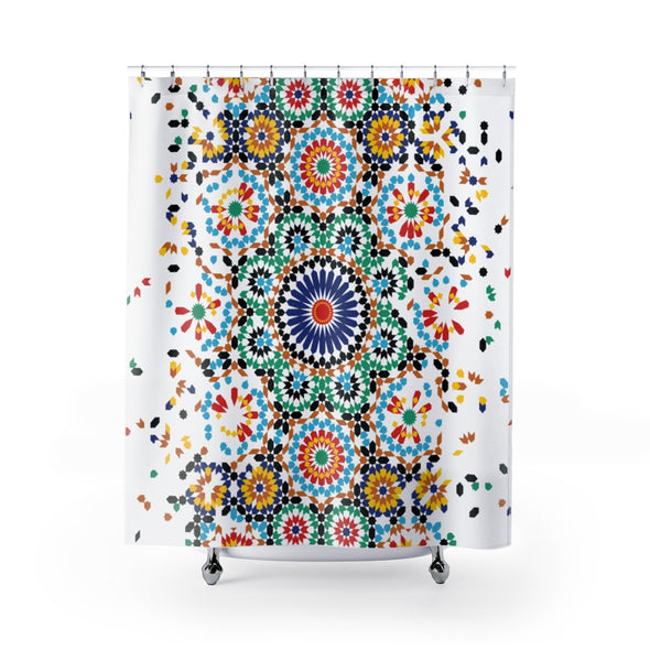 Amerukhan-Moroccan Shower Curtains