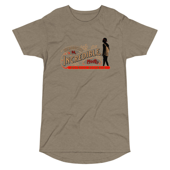 Da Incredible Moors Long Body Urban Tee