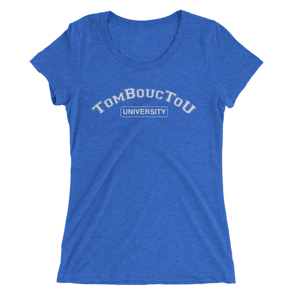 Tombouctou University Ladies' short sleeve t-shirt