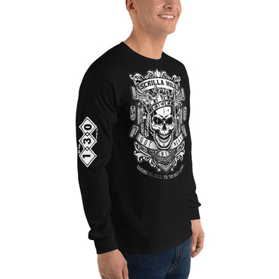 Da Hill Scrilla Hill 130 street  Long Sleeve T-Shirt