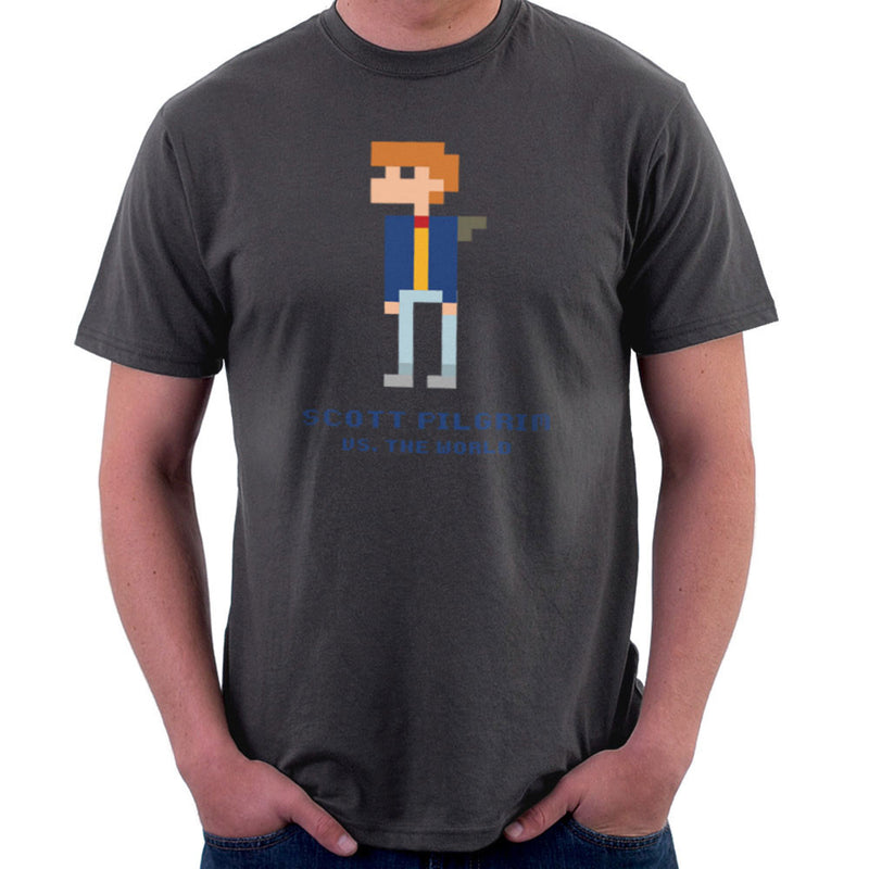 Scott Pilgrim Vs The World Pixel Men's T-Shirt Men's T-Shirt Cloud City 7 - 4
