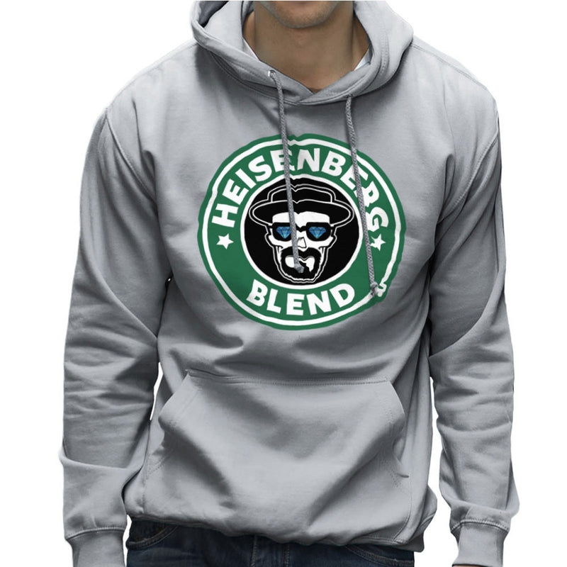 Breaking Bad Starbucks Heisenberg Blend Coffee Men's Hooded Sweatshirt by Pheasant Omelette - Cloud City 7