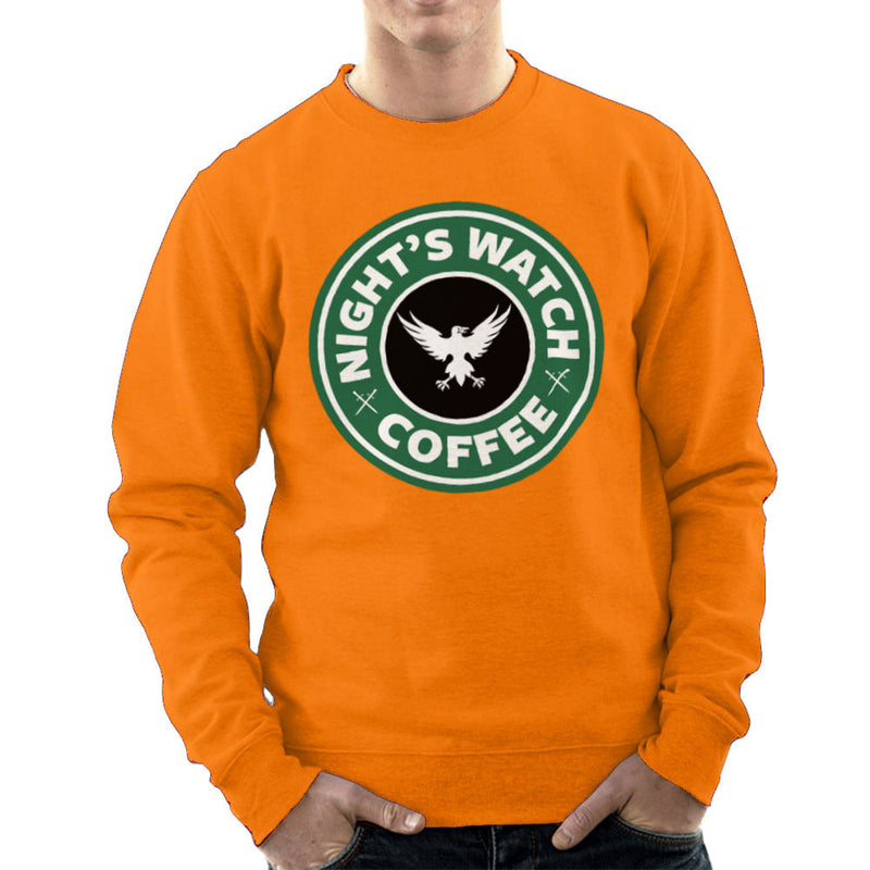 Game Of Thrones Night's Watch Starbucks Coffee Men's Sweatshirt Men's Sweatshirt Cloud City 7 - 17