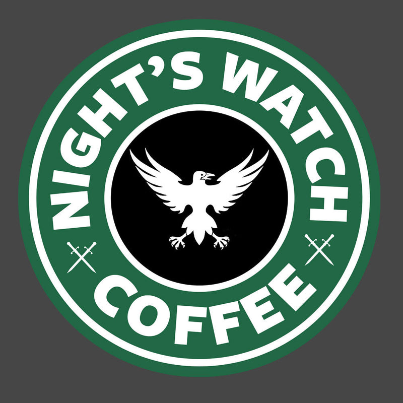 Game Of Thrones Night's Watch Starbucks Coffee Men's Vest by Pheasant Omelette - Cloud City 7