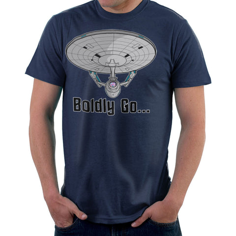 Star Trek Enterprise Boldly Go