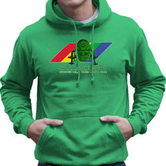 Red Dwarf Starbug 1 Crashed More Than ZX81 Spectrum Men's Hooded Sweatshirt Men's Hooded Sweatshirt Cloud City 7 - 14