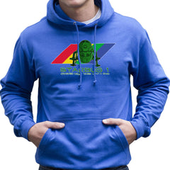 Red Dwarf Starbug 1 Crashed More Than ZX81 Spectrum Men's Hooded Sweatshirt Men's Hooded Sweatshirt Cloud City 7 - 8