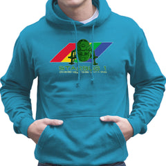 Red Dwarf Starbug 1 Crashed More Than ZX81 Spectrum Men's Hooded Sweatshirt Men's Hooded Sweatshirt Cloud City 7 - 10