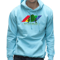 Red Dwarf Starbug 1 Crashed More Than ZX81 Spectrum Men's Hooded Sweatshirt Men's Hooded Sweatshirt Cloud City 7 - 11