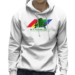Red Dwarf Starbug 1 Crashed More Than ZX81 Spectrum Men's Hooded Sweatshirt Men's Hooded Sweatshirt Cloud City 7 - 6