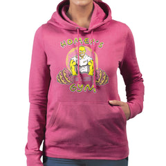 Homer's Gym est 1989 The Simpons Women's Hooded Sweatshirt Women's Hooded Sweatshirt Cloud City 7 - 20