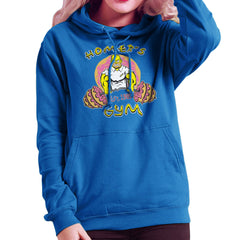 Homer's Gym est 1989 The Simpons Women's Hooded Sweatshirt Women's Hooded Sweatshirt Cloud City 7 - 8