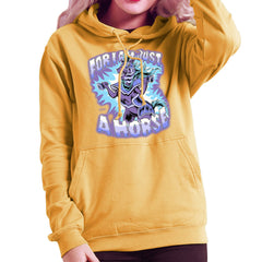 Bravest Warriors For I Am Just A Horse Women's Hooded Sweatshirt Women's Hooded Sweatshirt Cloud City 7 - 18