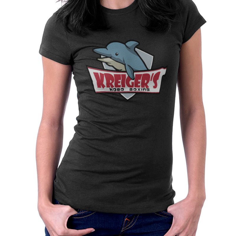 Archer Kreiger's Hobo Boxing Women's T-Shirt Women's T-Shirt Cloud City 7 - 2