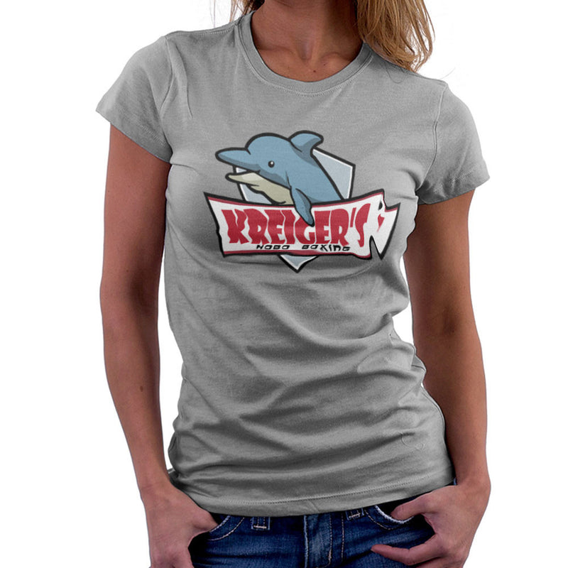 Archer Kreiger's Hobo Boxing Women's T-Shirt Women's T-Shirt Cloud City 7 - 5
