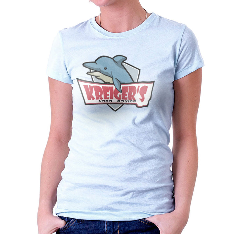 Archer Kreiger's Hobo Boxing Women's T-Shirt Women's T-Shirt Cloud City 7 - 11