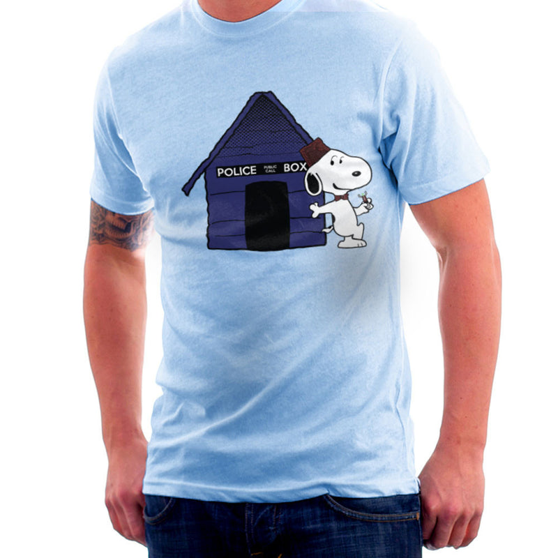 Dr Who Snoopy Tardis Kennel design Cloud City 7 - 2