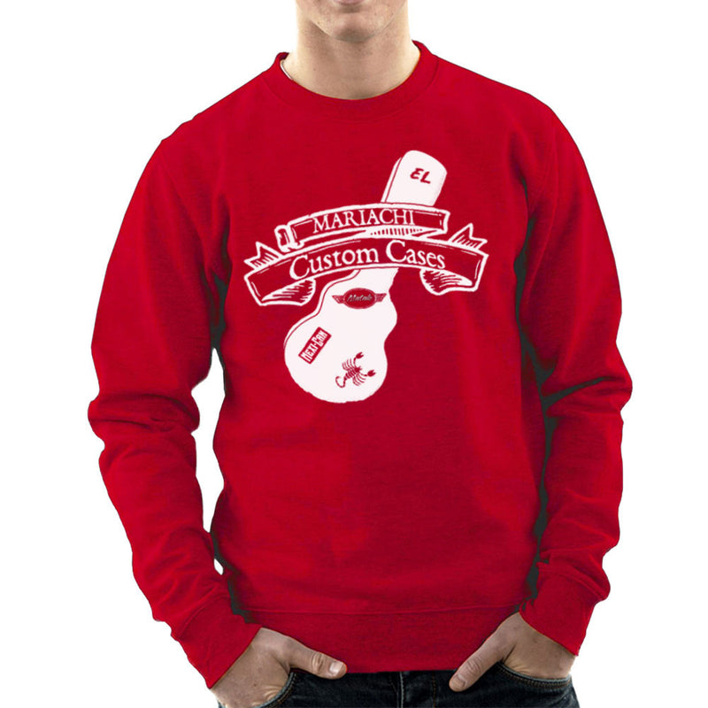El Mariachia Custom Cases Desperado Men's Sweatshirt by Sillicus - Cloud City 7