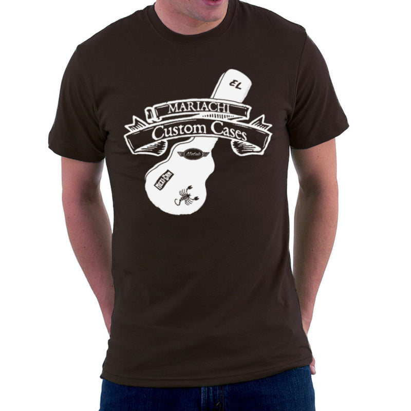 El Mariachia Custom Cases Desperado Men's T-Shirt by Sillicus - Cloud City 7