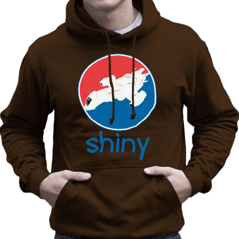Firefly Serenity Shiny Pepsi Logo Men's Hooded Sweatshirt Men's Hooded Sweatshirt Cloud City 7 - 12