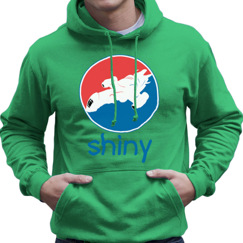 Firefly Serenity Shiny Pepsi Logo Men's Hooded Sweatshirt Men's Hooded Sweatshirt Cloud City 7 - 14