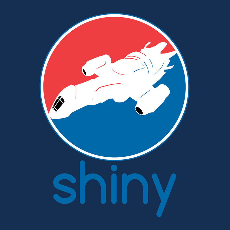 Firefly Serenity Shiny Pepsi Logo by Sillicus - Cloud City 7