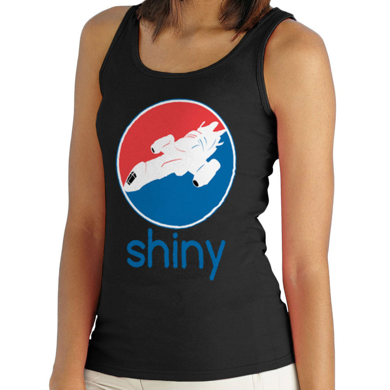 Firefly Serenity Shiny Pepsi Logo Women's Vest by Sillicus - Cloud City 7