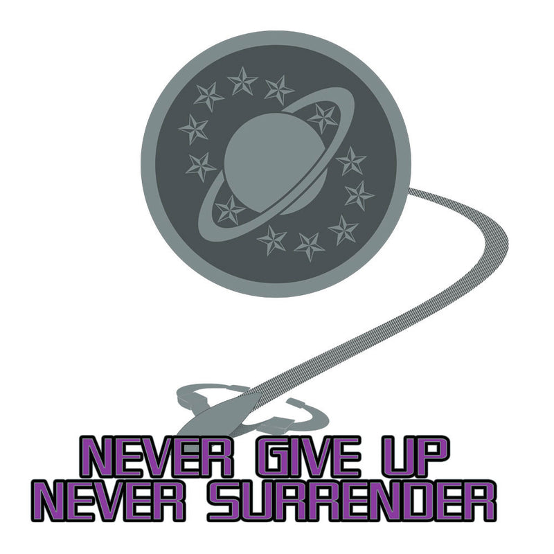Galaxy Quest Never Give Up Never Surrender Kid's T-Shirt Kid's Boy's T-Shirt Cloud City 7 - 3