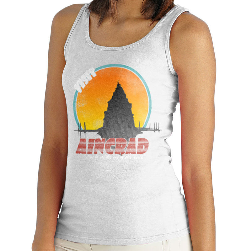 Minecraft Visit Aincrad Women's Vest Women's Vest Cloud City 7 - 5