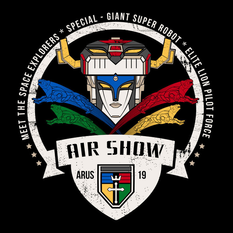 Voltron Force Arus Air Show Elite Lion Pilot by Kempo24 - Cloud City 7
