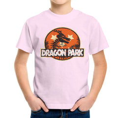 Dragon Ball Z Shenron Jurassic Park Kid's T-Shirt Kid's Boy's T-Shirt Cloud City 7 - 20