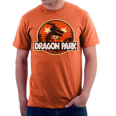Dragon Ball Z Shenron Jurassic Park Men's T-Shirt Men's T-Shirt Cloud City 7 - 17