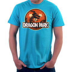 Dragon Ball Z Shenron Jurassic Park Men's T-Shirt Men's T-Shirt Cloud City 7 - 10