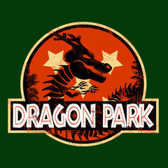Dragon Ball Z Shenron Jurassic Park Men's T-Shirt Men's T-Shirt Cloud City 7 - 3