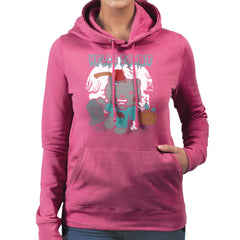 Hello Zombie Kitty Women's Hooded Sweatshirt Women's Hooded Sweatshirt Cloud City 7 - 20