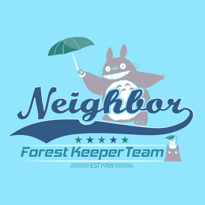 Team Neighbor Totro Forest Keeper by Kempo24 - Cloud City 7