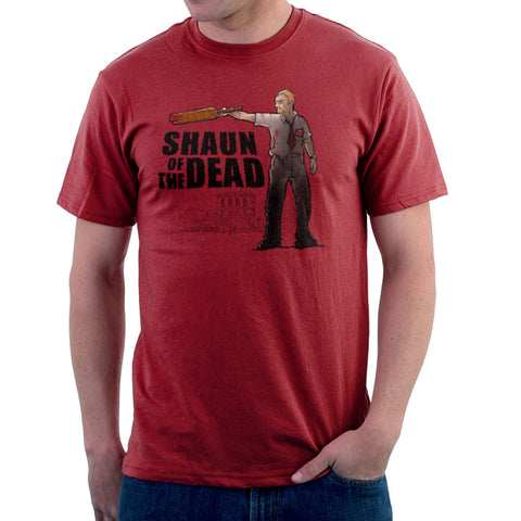 Shaun of the Walking Dead