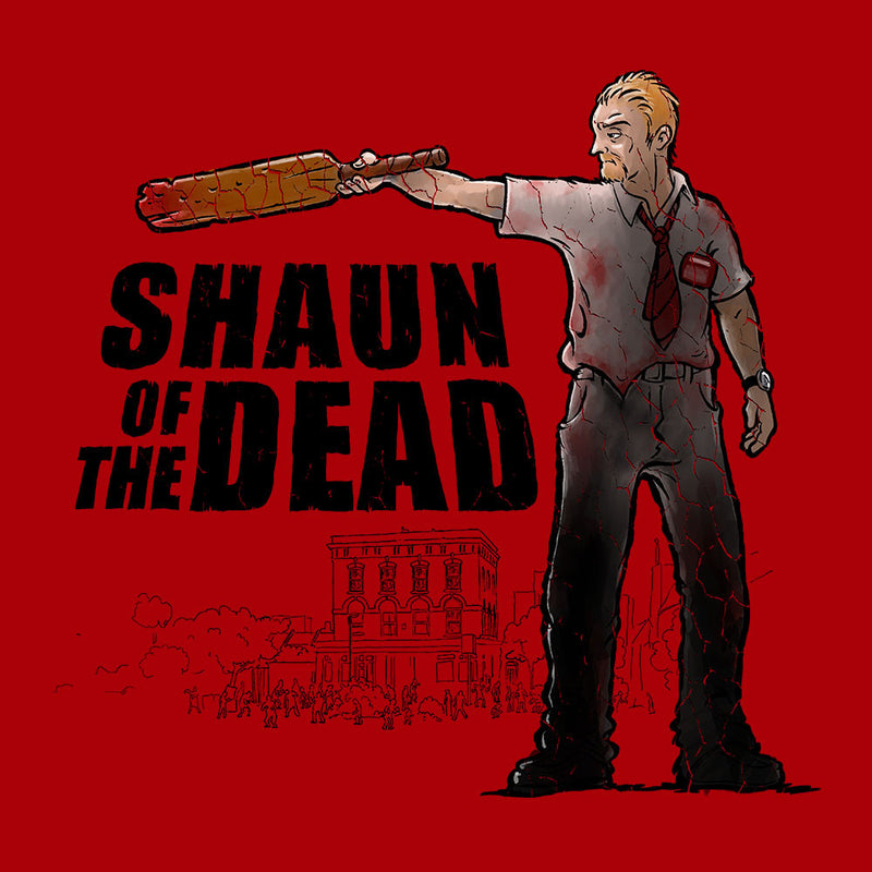 Shaun of the Walking Dead by Bleee - Cloud City 7