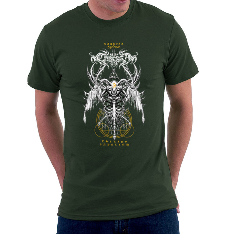 The Yellow King Carcosa True Detective Devil Net Men's T-Shirt Men's T-Shirt Cloud City 7 - 13