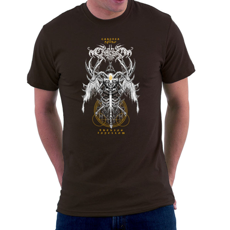 The Yellow King Carcosa True Detective Devil Net Men's T-Shirt Men's T-Shirt Cloud City 7 - 12