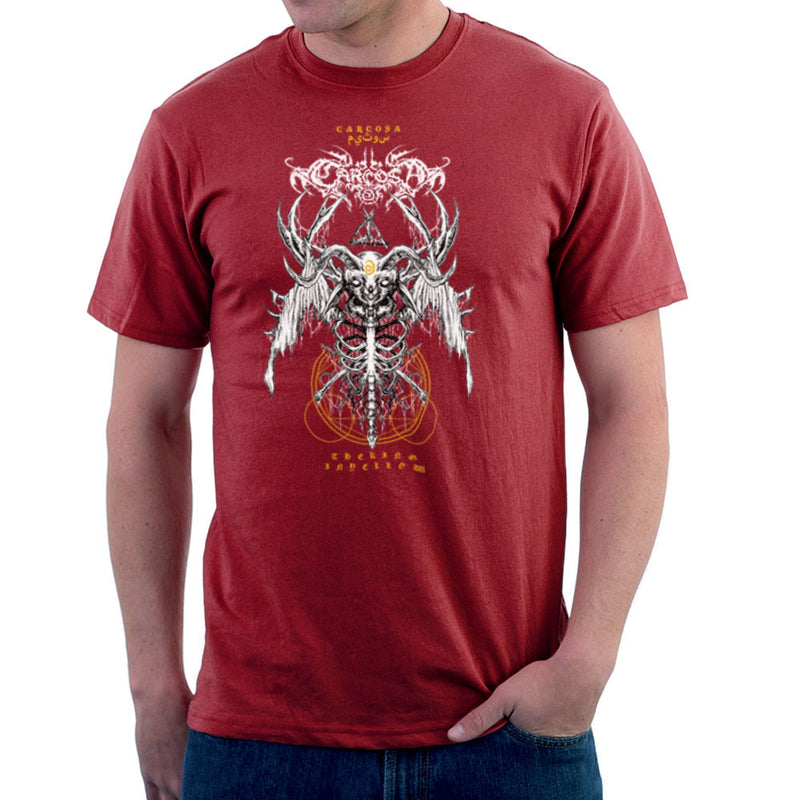 The Yellow King Carcosa True Detective Devil Net Men's T-Shirt Men's T-Shirt Cloud City 7 - 15