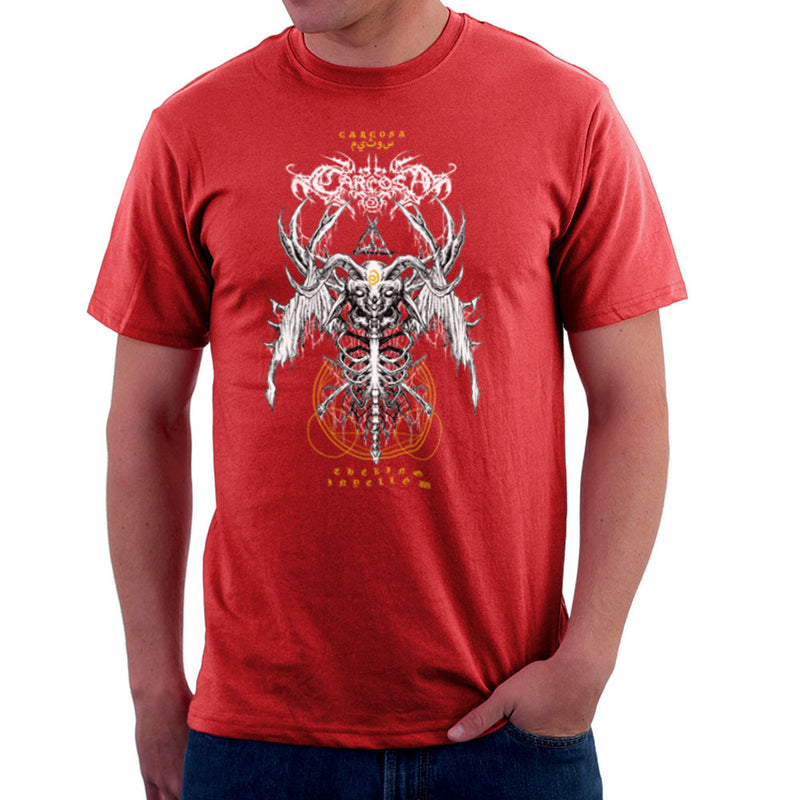 The Yellow King Carcosa True Detective Devil Net Men's T-Shirt Men's T-Shirt Cloud City 7 - 16