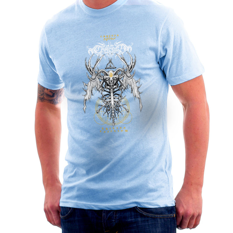 The Yellow King Carcosa True Detective Devil Net Men's T-Shirt Men's T-Shirt Cloud City 7 - 11